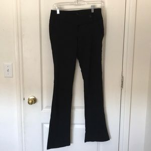 Black Slacks Dress Pants